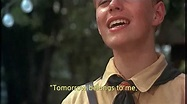 Tomorrow belongs to me - Cabaret - YouTube