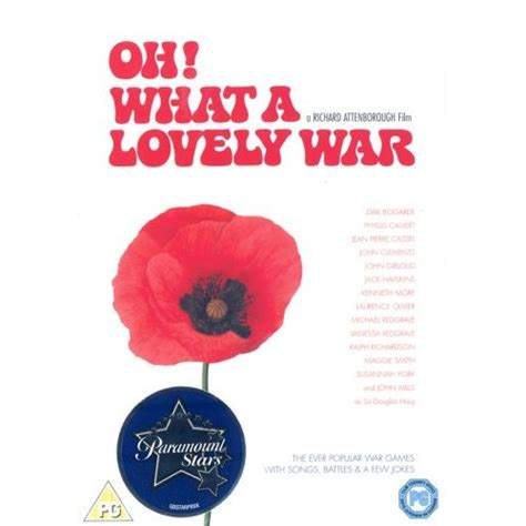 Richard Attenborough - Oh! What a Lovely War [DVD] [1969 ...