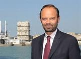 Édouard Philippe, Maire du Havre (Crédits – Eric Houri)