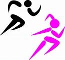 Girl Running Clip Art at Clker.com - vector clip art ...