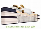 Overview Best Mattresses for Back Pain