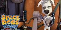 SPACE DOGS: ADVENTURE TO THE MOON - Spanish Trailer