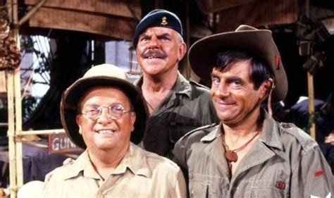 Sitcom star Melvyn Hayes turned superdad to more than 50 ...