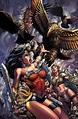 Comic Book Storytelling: Wonder Woman #36-39   Nerditis