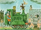 Ivor The Engine - Oliver Postgate & Peter Firmin | Karenza ...