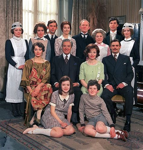 Elegance of Fashion: Review: Upstairs, Downstairs - Series ...