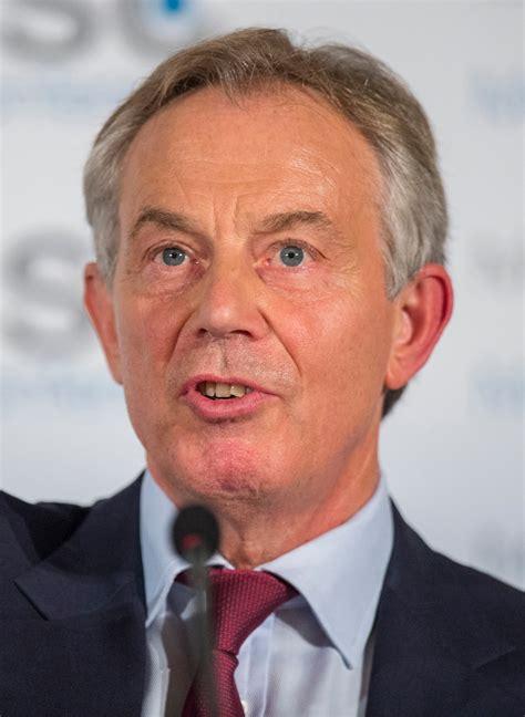 Tony Blair - Wikipedia