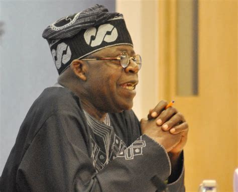 Tinubu's residence invaded by combat ready Soldiers