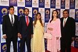 Mukesh Ambani's children Akash, Isha debut before RIL ...
