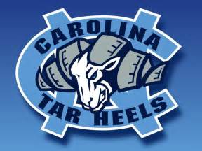 University of North Carolina Tar Heels Logo | HUNT LOGO