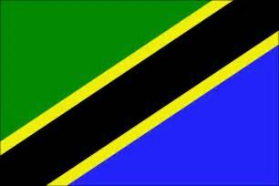 Flag of Tanzania | Tanzania | Tanzania Flag