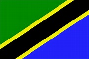 Flag of Tanzania | Tanzania | Tanzania Flag