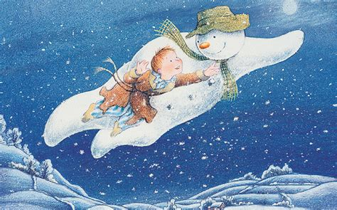 Walking In The Air-The Snowman by BeautyAndStrength on ...