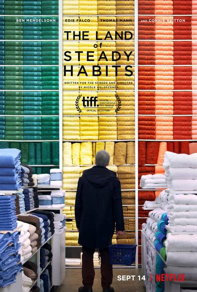 The Land of Steady Habits Movie Review (2018) | Roger Ebert