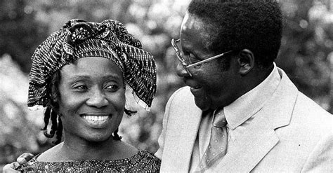 Five things you probably did not know about Sally Mugabe ...