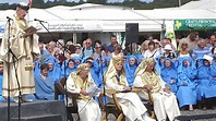 BBC Wales - Eisteddfod - Guide - What is the Gorsedd?