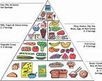 Infographic - The 'Food Pyramid' Traditional vs Paleo – Blonyx CA
