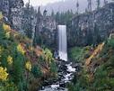 """""""Tumalo Falls in Autumn"""", Bend, Oregon - Mike Putnam ..."""
