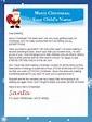 ... Printables For Kids - Letters To Santa, Thank You Letter | Trusper