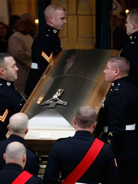 Jimmy Savile laid to rest in tilted coffin - TNT Magazine