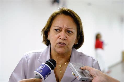 Fátima Bezerra lidera corrida ao Governo do Estado do RN