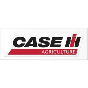 Case IH Repositionable Graphic - Single Jumbo Logo