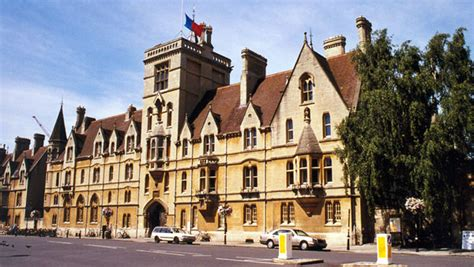 Balliol College, Broad Street, Oxford