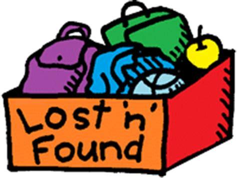 Lake Carolina Elementary Communigator: Lost and Found