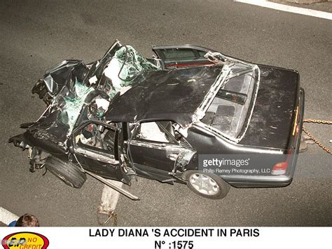 Princess Diana Car crash in Paris EP News Photo | Getty Images