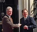 Bill Clinton offered to babysit for Tony Blair, call ...