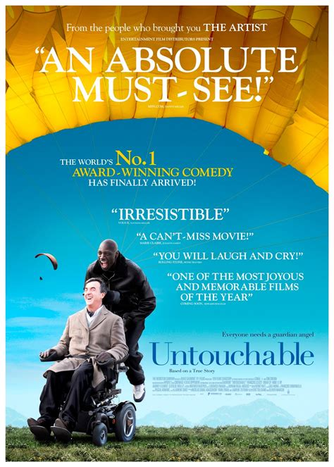 'Untouchable' (2011) directed by Olivier Nakache and Eric ...