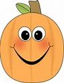 Happy Pumpkin Clip Art - Happy Pumpkin Image