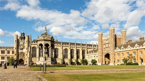 Trinity College, Cambridge - Wikipedia