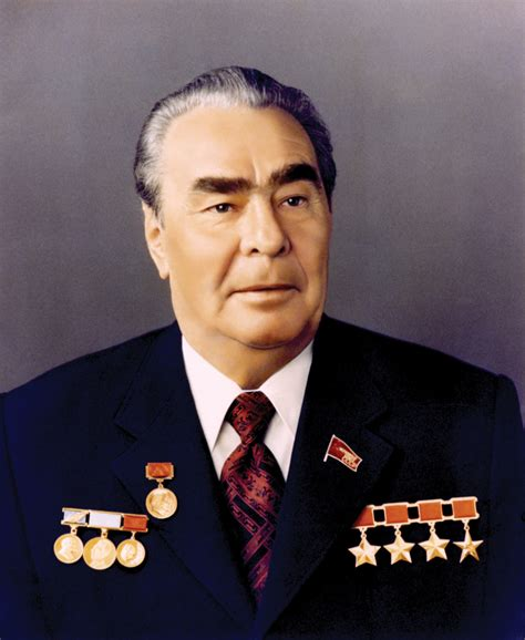 I Was Here.: Leonid Ilich Brezhnev