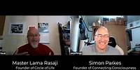 Simon Parkes talks with Master Lama Rasaji about Spirituality...
