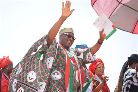 Adamu Muazu: The National Chairman of PDP Has Resigned