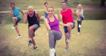 Gallery For > Fit People Exercising