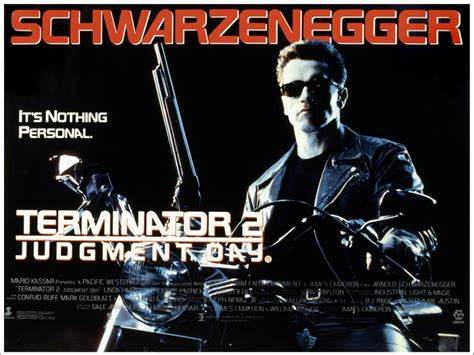 Terminator 2 Review - Miss Momus