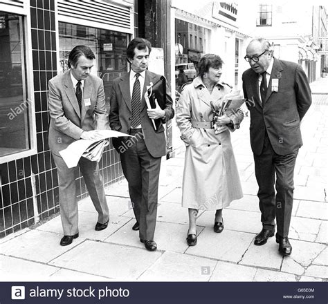 The SDP Gang of Four Stock Photo, Royalty Free Image ...