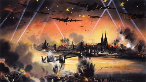Bombing of Cologne in World War II | Military Wiki ...