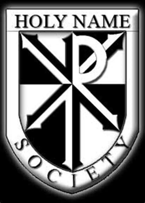 Holy Name Society - National Association