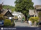 Grasmere Village Lake District National Park Cumbria ...