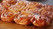 Sticky cinnamon buns - Culy.nl