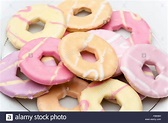 Fox's party ring biscuits Stock Photo, Royalty Free Image ...