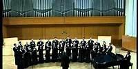 Brahms - Zigeunerlieder - Abendwolken ziehn am Firmament (Gypsy Songs)