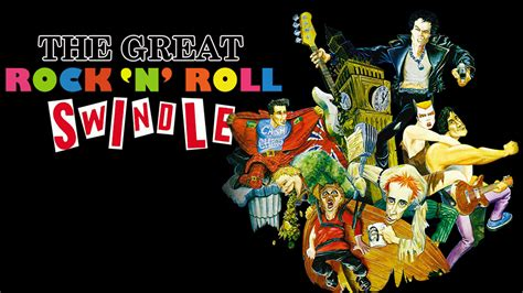 The Great Rock 'n' Roll Swindle | Movie fanart | fanart.tv