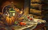 Free Download HD Thanksgiving Wallpaper   PowerPoint E ...