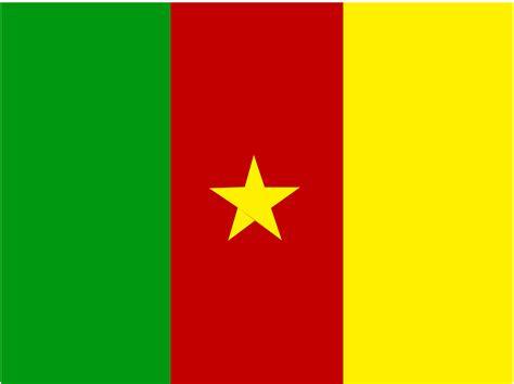 Clip Art: Cameroon Flag Drapeau Bandiera ... - ClipArt ...