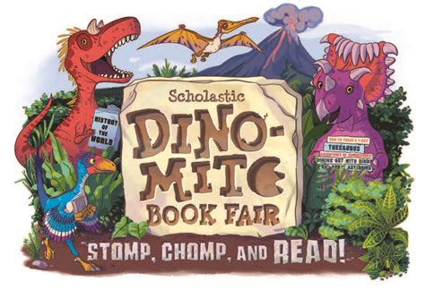 Announcing the Spring 2019 Theme! | Scholastic Book Fairs