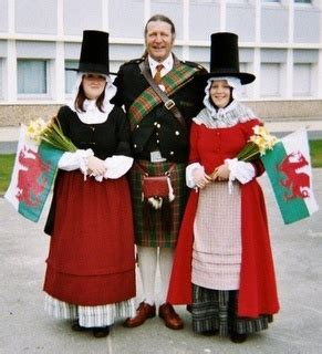 Welsh, Traditional dresses and Traditional on Pinterest